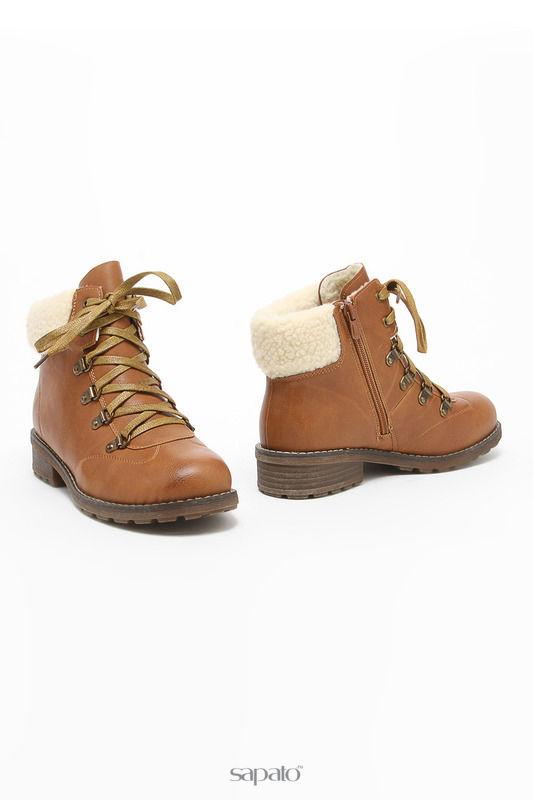 Ботинки Daze Ботинки оранжевые
