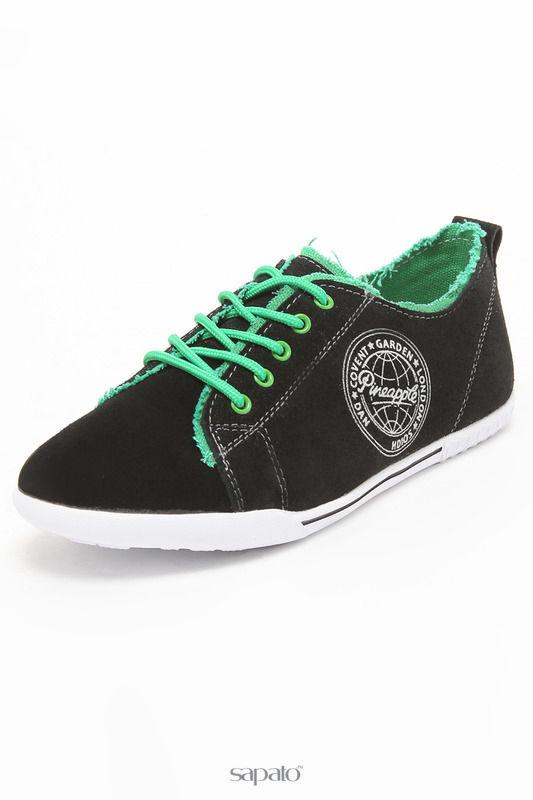 "Ботинки Palazzo D""oro Полуботинки зеленые"