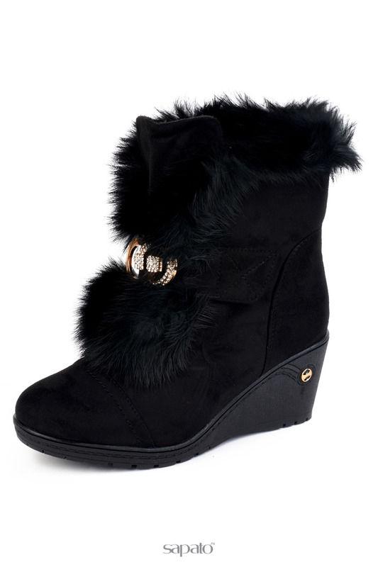 Ботинки Canna Ботинки чёрные