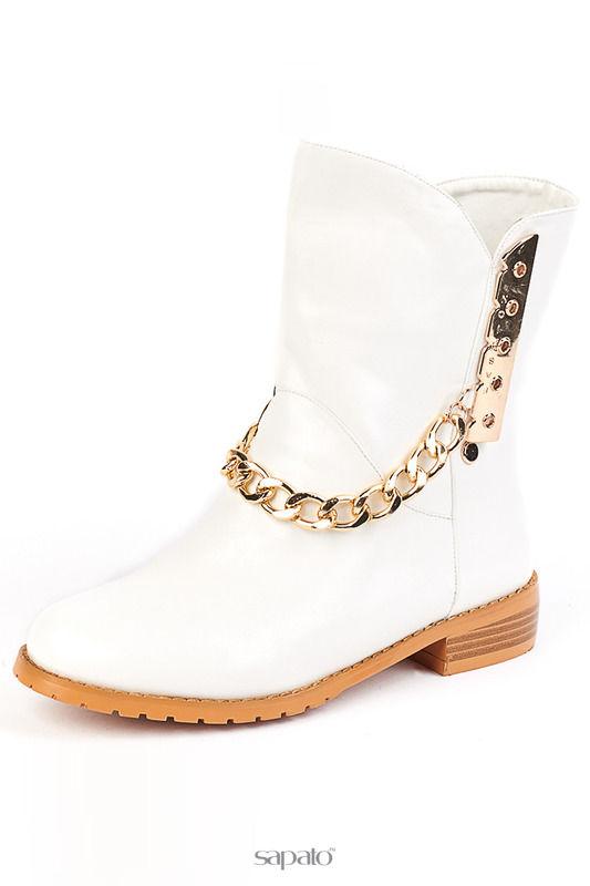 Ботинки Norka Ботинки белые