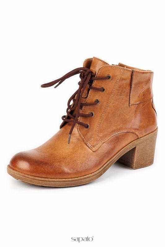 Ботинки Daniel Ботинки оранжевые