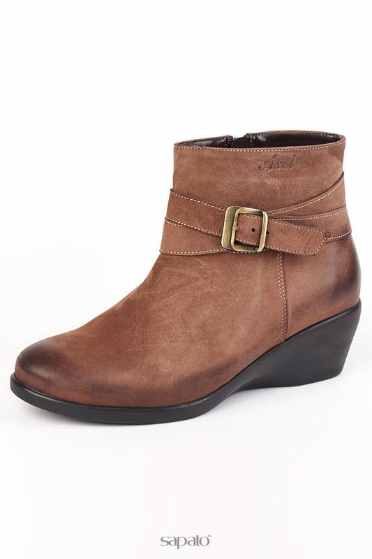 Ботинки Axel Ботинки коричневые