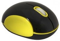 SmartBuy 371AG Black-Yellow USB