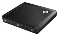 HP dvd550s Black