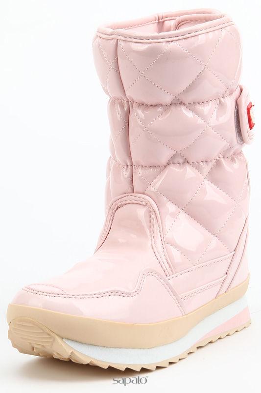 Сапоги Mon Ami Сапоги розовые
