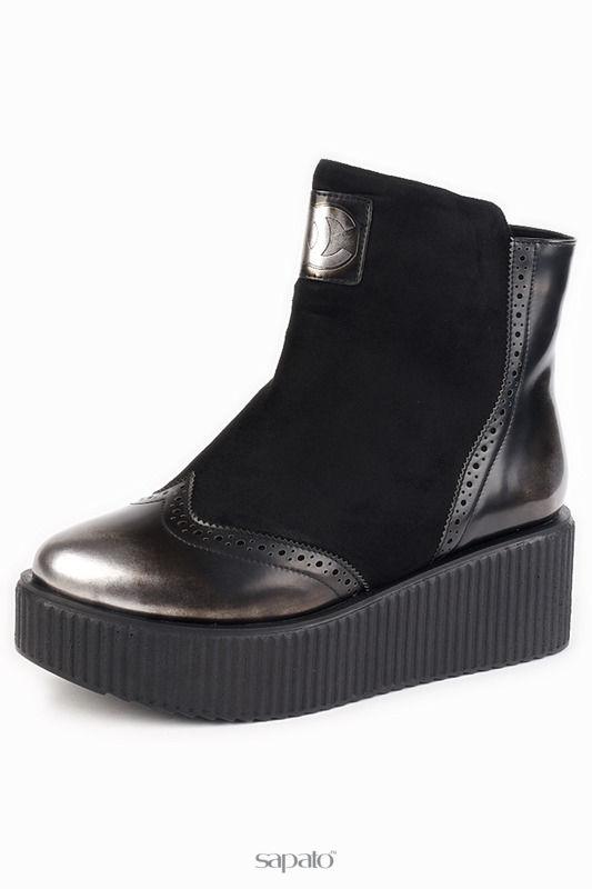 Ботинки Teet Space Ботинки серые