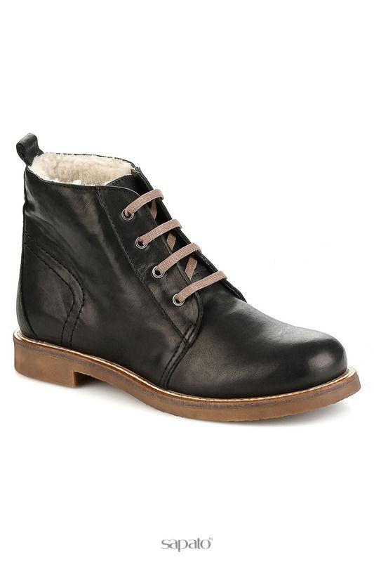 Ботинки Bambi Ботинки коричневые