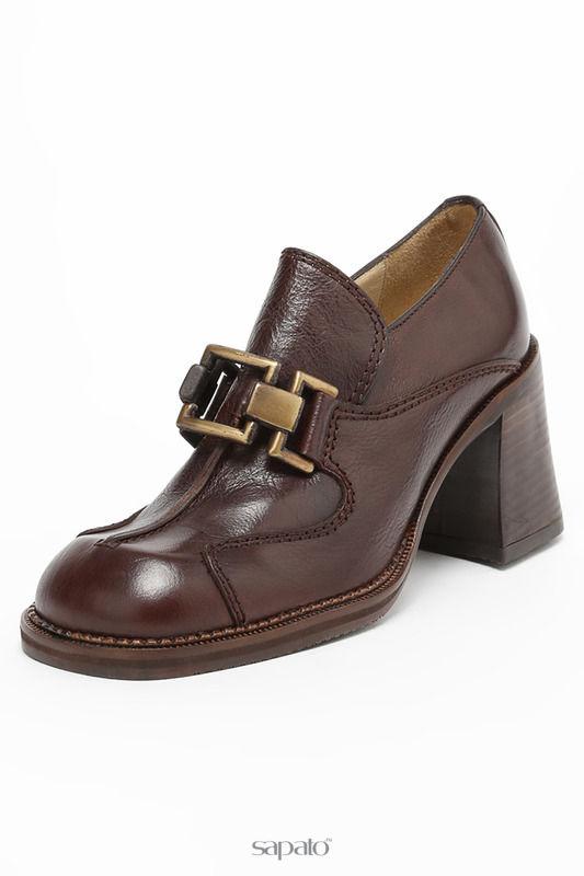 Туфли Zinda Туфли коричневые