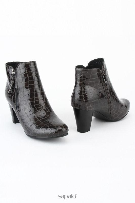 Ботинки MakFine Ботинки серые