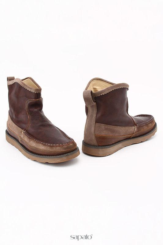 Ботинки STORM Ботинки коричневые