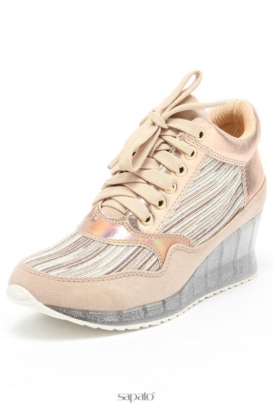 Ботинки Daze Ботинки розовые
