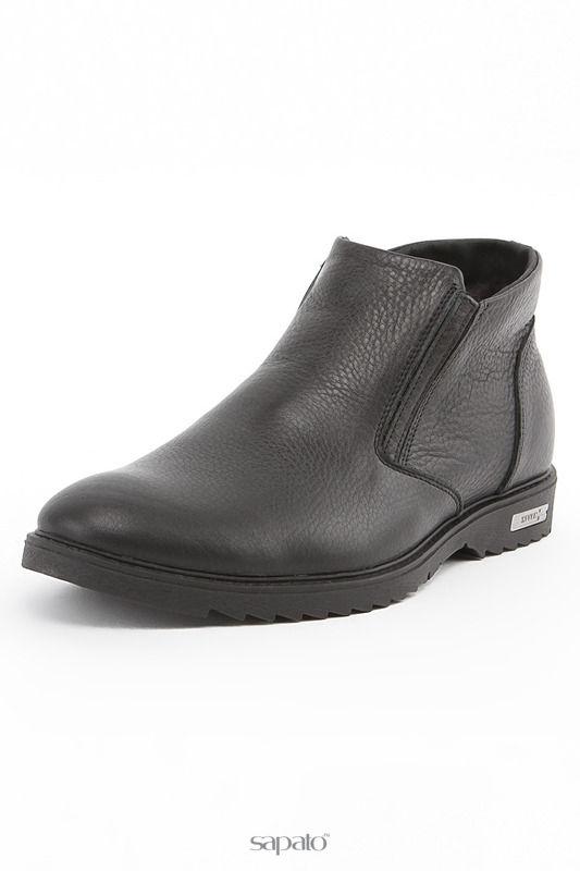 Ботинки KIT GIG KAN Ботинки чёрные