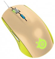 SteelSeries Rival 100 Pink-Green USB