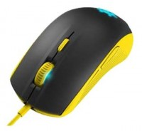 SteelSeries Rival 100 Black-Yellow USB