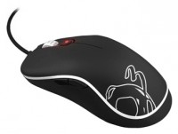 Ozone Neon Laser Mouse Black USB