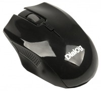 Dialog MROP-04U Black USB