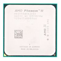 AMD Phenom II X2 Callisto 560 (AM3, L3 6144Kb)