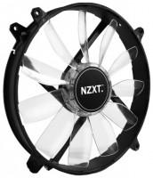 NZXT FZ LED 200 Orange