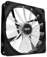 NZXT FZ LED 140 Red