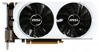 MSI GeForce GTX 950 1076Mhz PCI-E 3.0 2048Mb 6610Mhz 128 bit 2xDVI HDMI HDCP V1