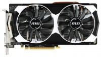 MSI Radeon R9 380 980Mhz PCI-E 3.0 4096Mb 5500Mhz 256 bit 2xDVI HDMI HDCP