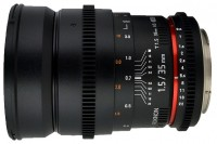 Rokinon 35mm T1.5 Cine DS ED AS UMC Micro Four Thirds (CV35-MFT )