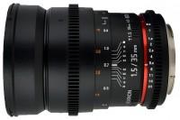 Rokinon 35mm T1.5 Cine DS ED AS UMC Nikon F (CV35-N)