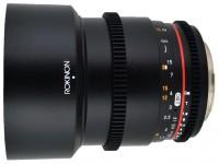 Rokinon 85mm T1.5 Cine ED IF UMC Aspherical Canon M (CV85M-C)