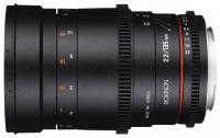 Rokinon 135mm T2.2 Cine DS ED UMC Nikon F (DS135M-N)