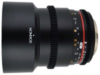 Rokinon 85mm T1.5 Cine ED IF UMC Aspherical Micro Four Thirds (CV85M-MFT)
