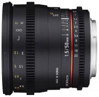 Rokinon 50mm T1.5 AS UMC Cine DS Micro Four Thirds ( DS50M-MFT)