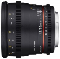 Rokinon 50mm T1.5 AS UMC Cine DS Sony E (DS50M-NEX)