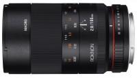Rokinon 100mm f/2.8 Macro IF ED UMS Fujifilm X (100M-FX)