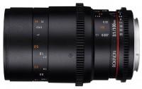 Rokinon 100mm T3.1 Cine DS IF ED UMC Nikon F (DS100M-N)