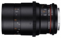 Rokinon 100mm T3.1 Cine DS IF ED UMC Micro Four Thirds (DS100M-MFT)
