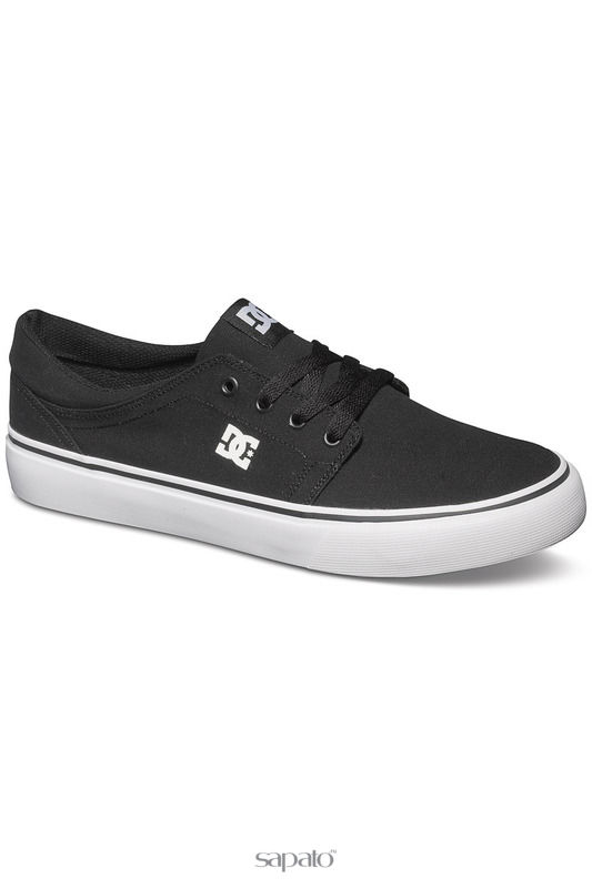 Кеды DC Shoes Полукеды чёрные