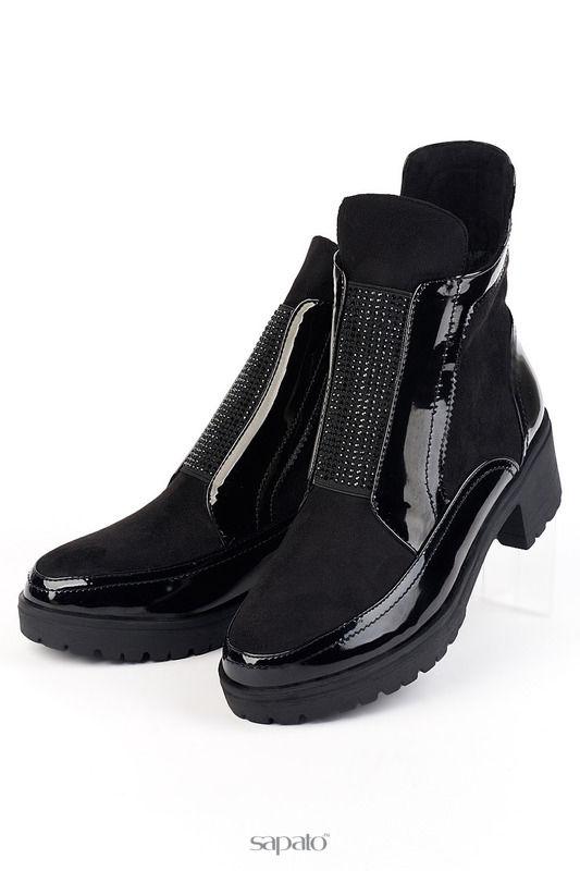 Ботинки Luca Biani Ботинки чёрные