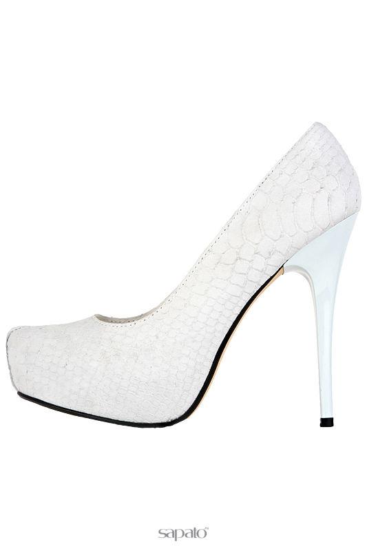 Туфли Alex Mazurin Туфли белые
