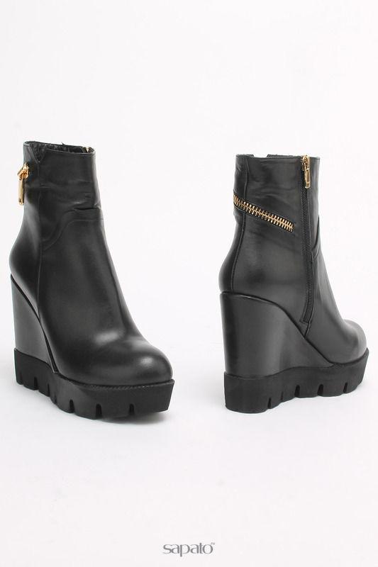 Ботинки Mariposa Ботинки чёрные
