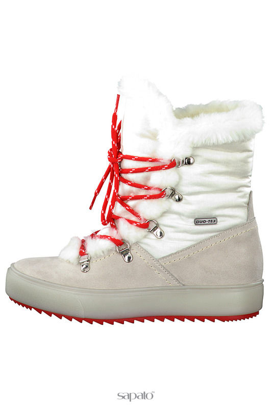 Ботинки Tamaris Ботинки белые