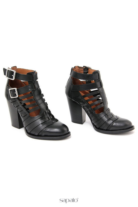 Ботильоны GUSTO Ботинки чёрные