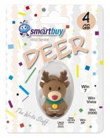 SmartBuy Wild Series Deer 4GB