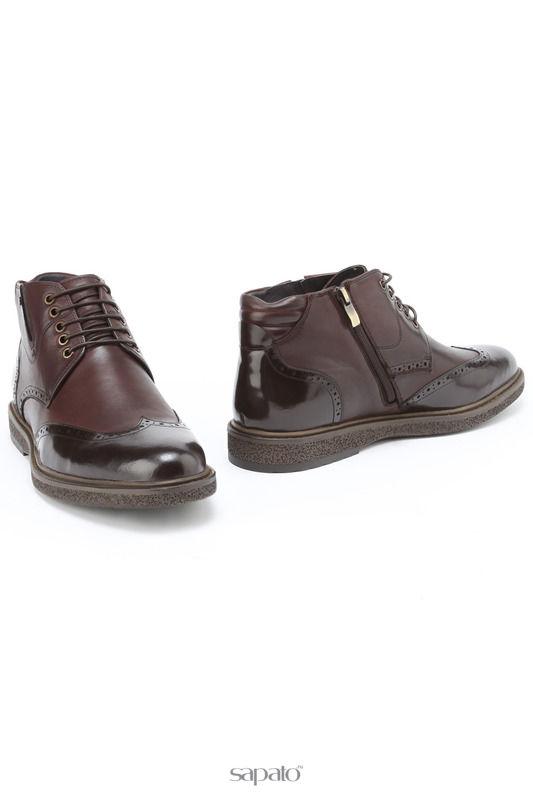 Ботинки Zumita Ботинки коричневые