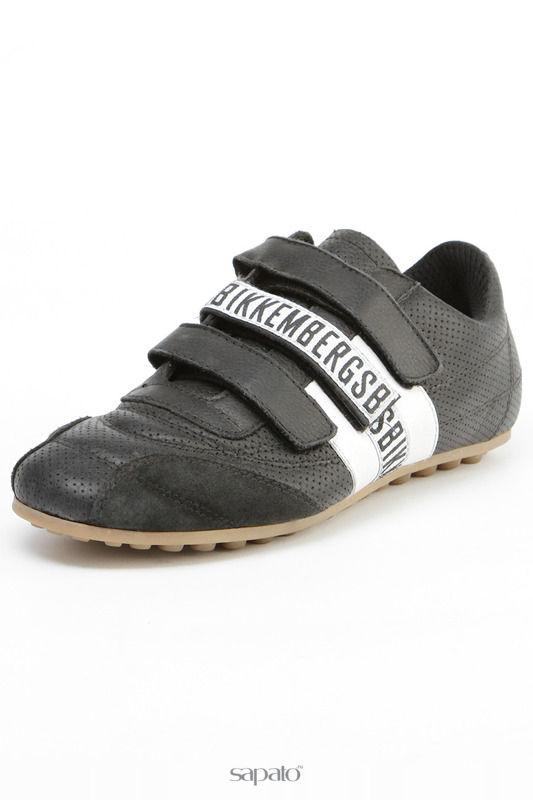 Туфли Bikkembergs Туфли чёрные
