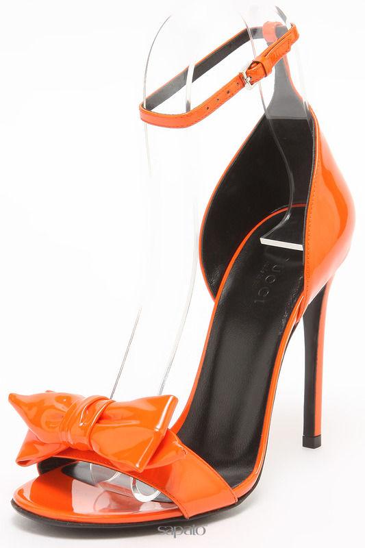 Туфли Gucci Сандалии красные