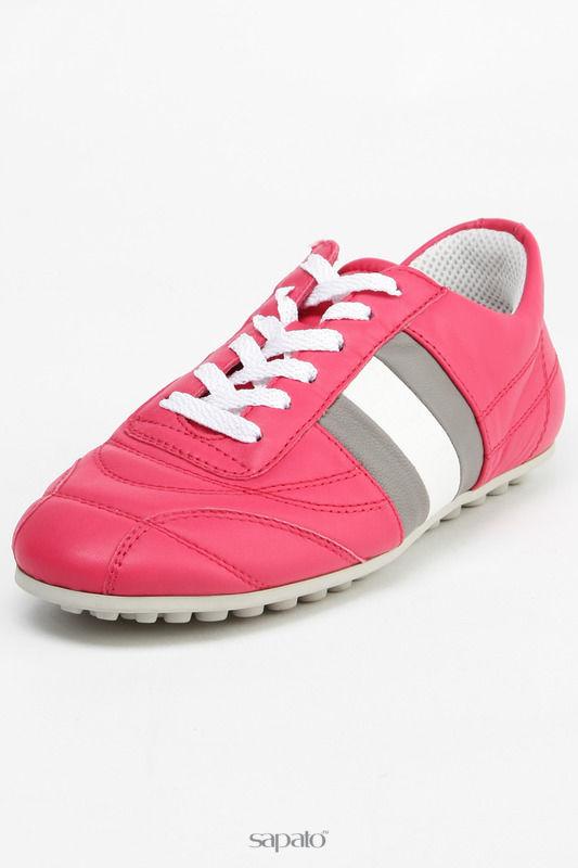 Туфли Bikkembergs Туфли розовые