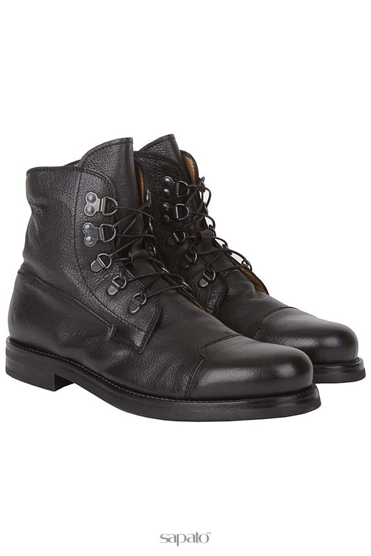 Ботинки Alexander Hotto Ботинки чёрные
