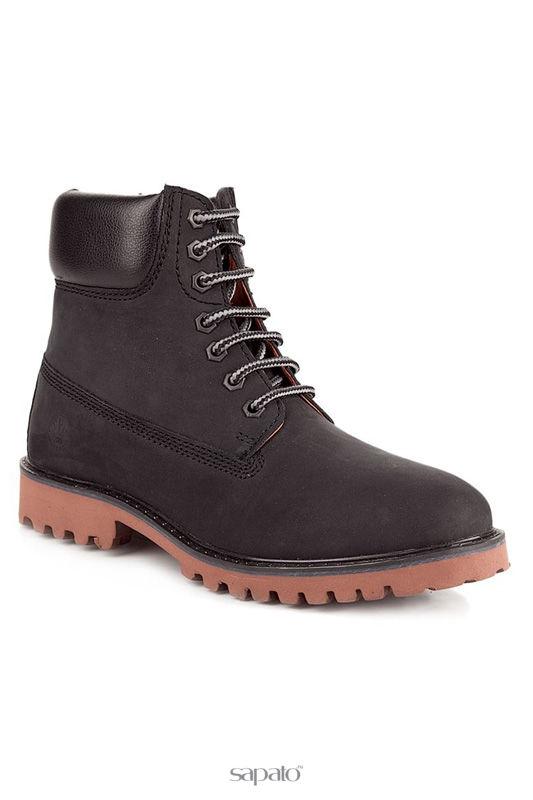 Ботинки Lumber Jack Ботинки чёрные