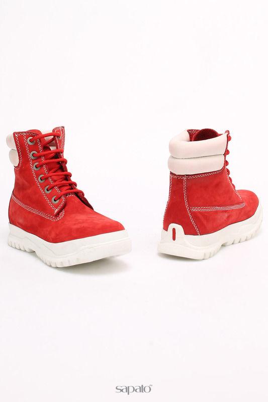 Ботинки SEKADA Ботинки красные