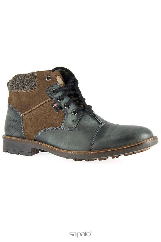 Ботинки ROADSIGN Ботинки зеленые